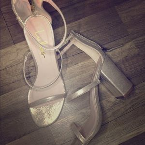 Champagne Heels from LuLus